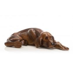 Large Lazy Dog
