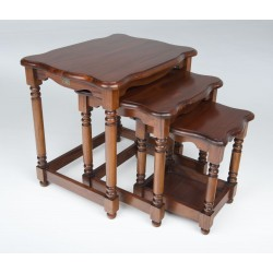 Victorian French Nest of Tables