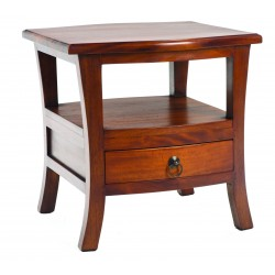 Mahogany Small Lamp Table