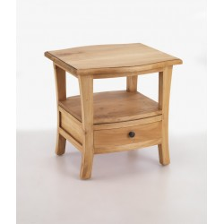 Light Mahogany Lamp Table