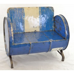 Oil Drum Sofa