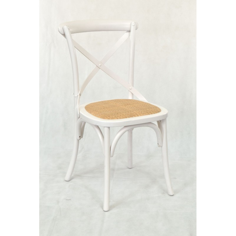 Buy A Stylish White Bentwood Dining Or Bistro Chair