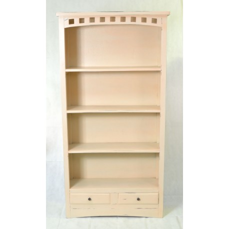 bookcase painted fisher bookcases stove wood com cmupark