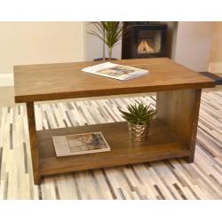 Modern Pine Coffee Table