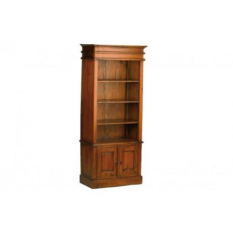 Mahogany Batavia Bookcase