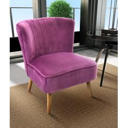 Cromarty Chair Plum