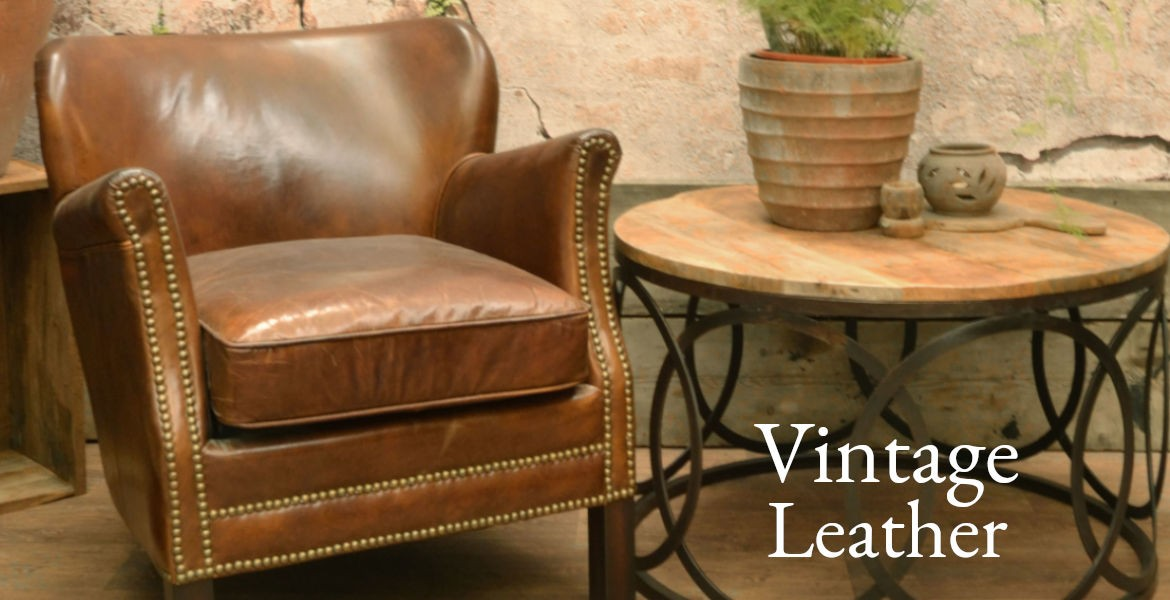 Order our Vintage Leather